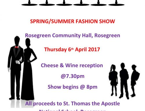 Upcoming Fashion Show