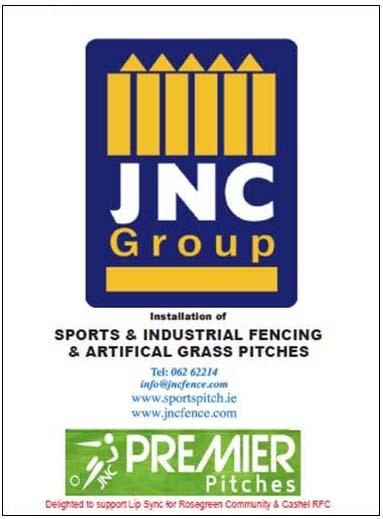 JNC Fencing