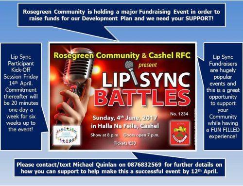 LipSync Battle Auditions