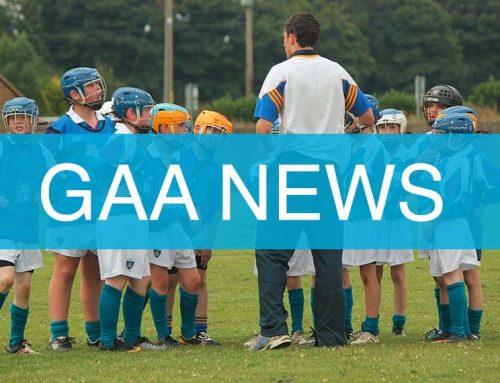 GAA Juvenile Update